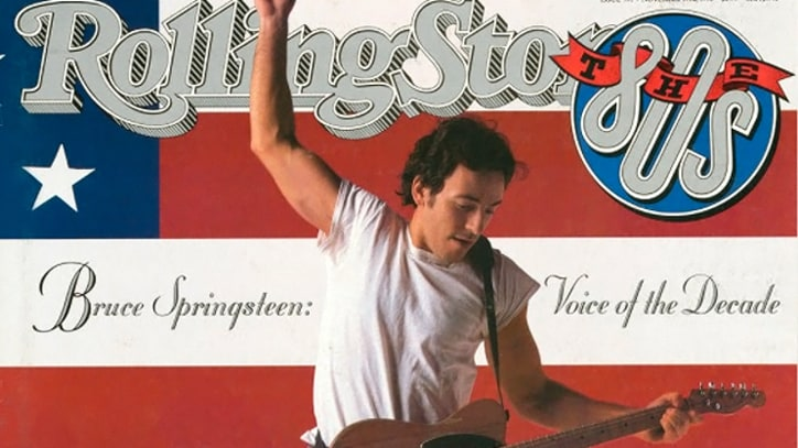 Bruce Springsteen: Voice of America
