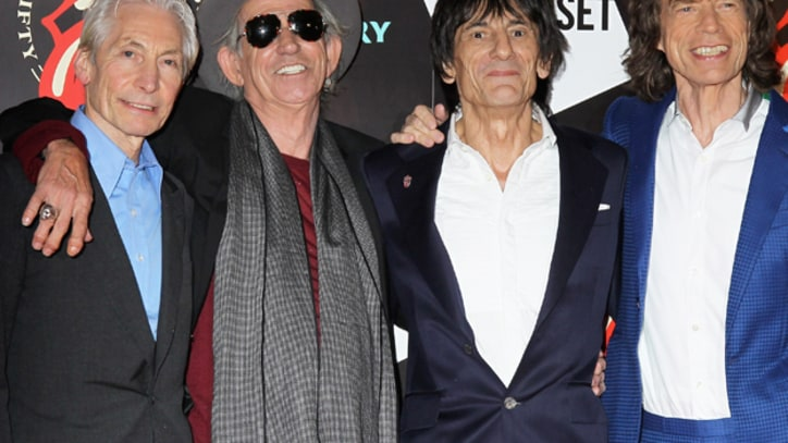 Rolling Stones Bring 'Crossfire Hurricane' to HBO November 15th