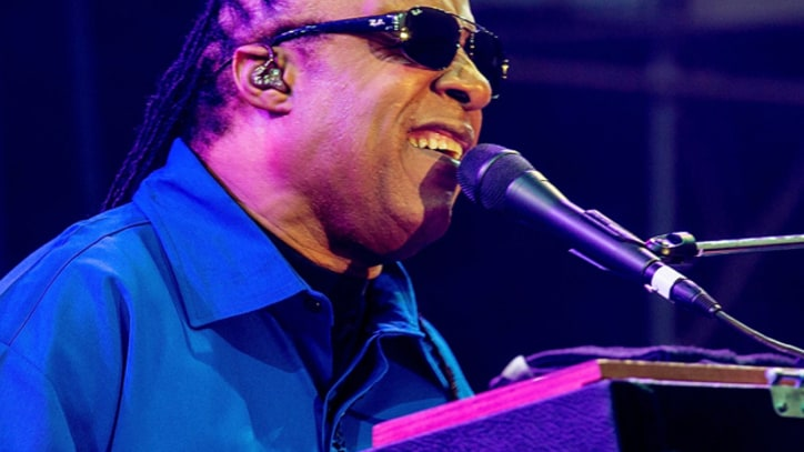 Stevie Wonder: 'I'm Writing Really Different Songs'