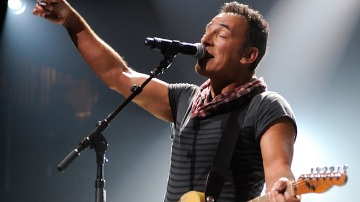 Bruce Springsteen Readies New LP, World Tour for 2012
