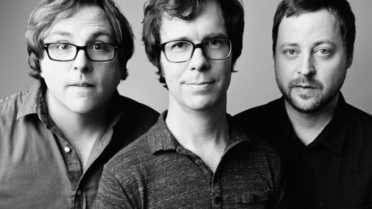 Ben Folds Five Craft First New Album in a Decade