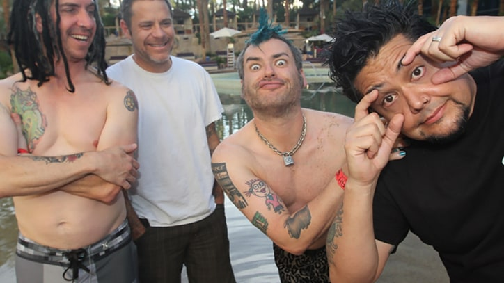 Song Premiere: NOFX, ' This Machine Is 4'