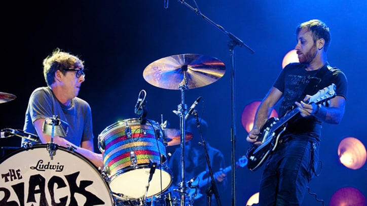 Black Keys Begin Work on New Album