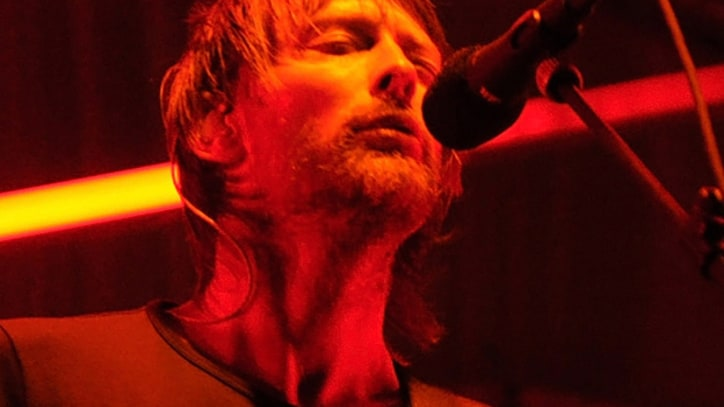 Update: Thom Yorke's Atoms for Peace Drop Seismic New Single, 'Default'