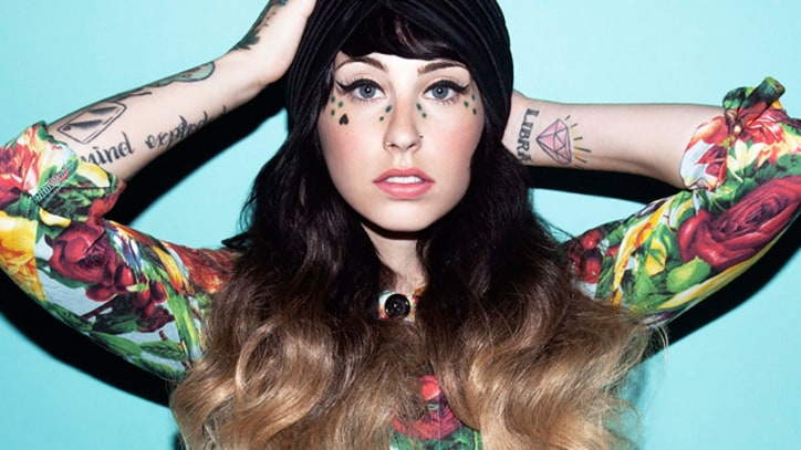 Song Premiere: Kreayshawn, 'Twerkin!!!' feat. Diplo and Sissy Nobby