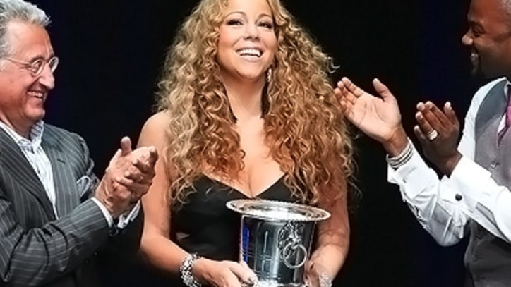 Mariah Carey Honored as BMI Awards Icon