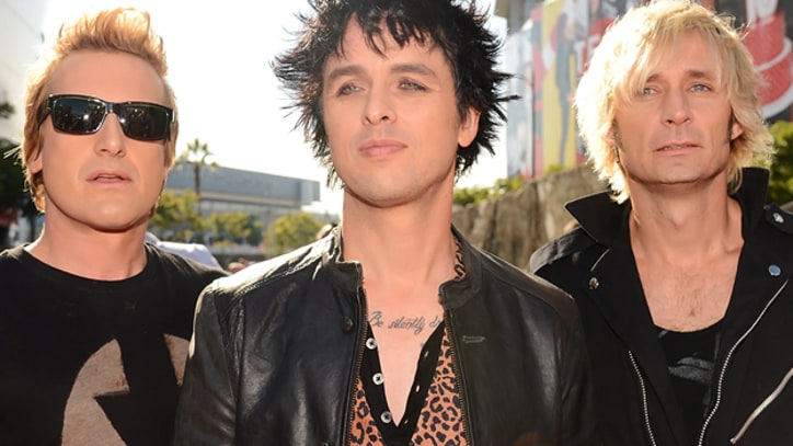 Green Day Launch First Leg of North American Tour in November
