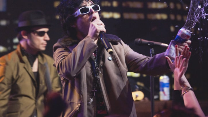 Foxboro Hot Tubs Go Back to the Garage at Tiny Austin Club Show