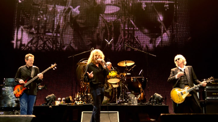 Led Zeppelin's 2007 Reunion Concert to Hit Theaters in October