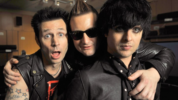 In the Studio: Green Day's Ambitious