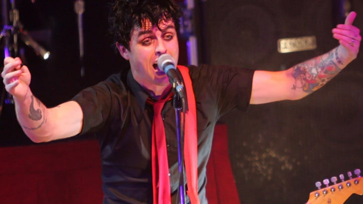 Live Review: Green Day at Irving Plaza, New York