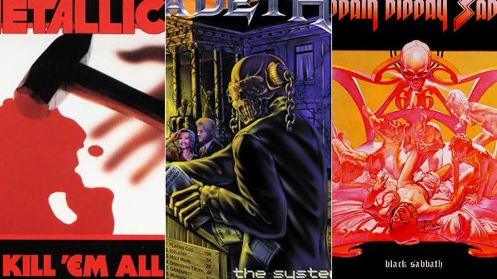 Weekend Rock Question: What Is the Greatest Heavy Metal Album of All Time?