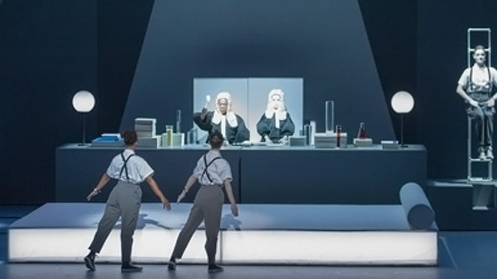 Philip Glass' 'Einstein on the Beach' Receives a Powerful Revival