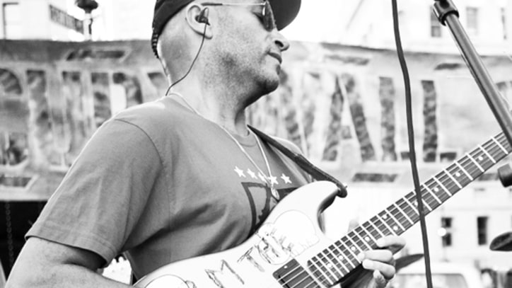 Tom Morello Leads Occupy Wall Street Anniversary Concert