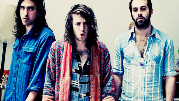 Song Premiere: Crystal Fighters, 'At Home' (Passion Pit Remix)