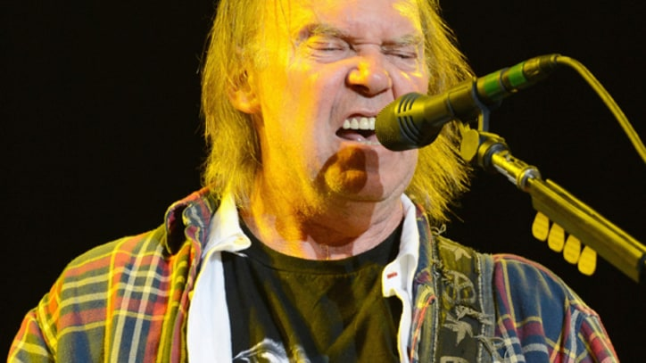 Neil Young Opens Up About Sobriety