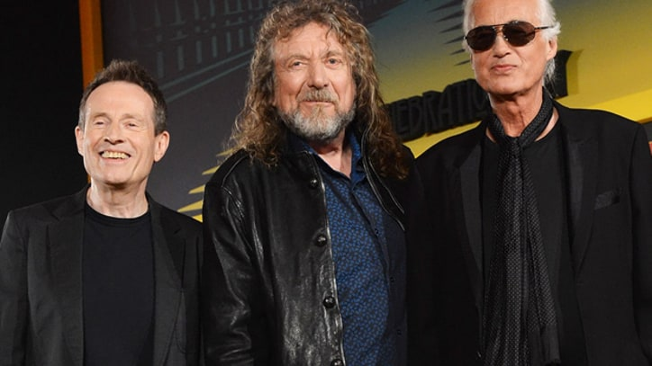 Led Zeppelin Dodge Reunion Questions