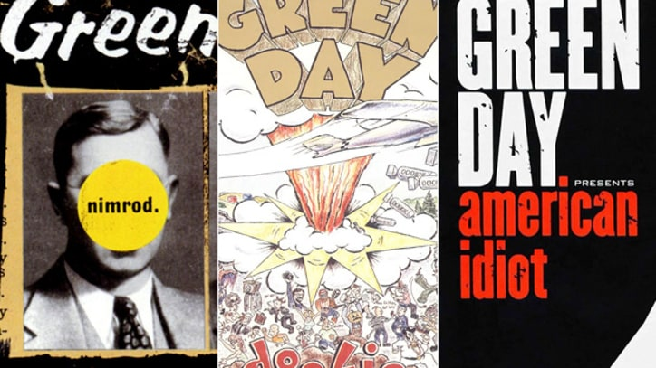 Weekend Rock Question: What Is Green Day's Best Song?