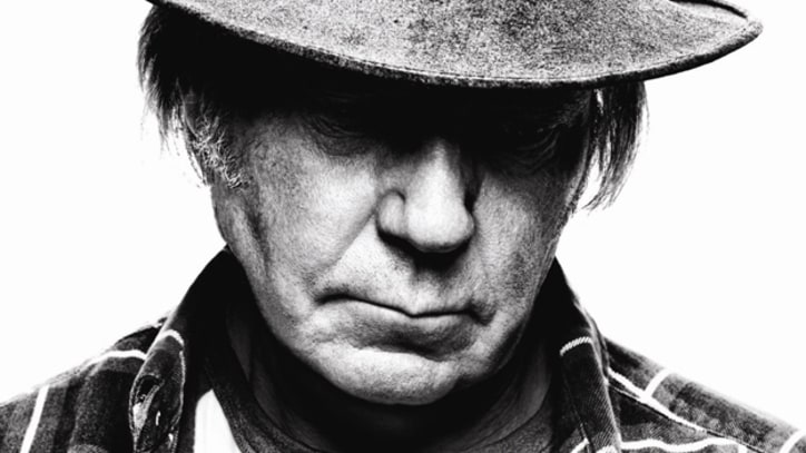 Book Review: Neil Young's Wandering Journey Through the Past