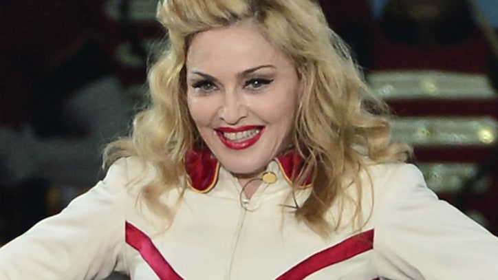 Madonna Says 'Black Muslim' Obama Comment Was 'Ironic'