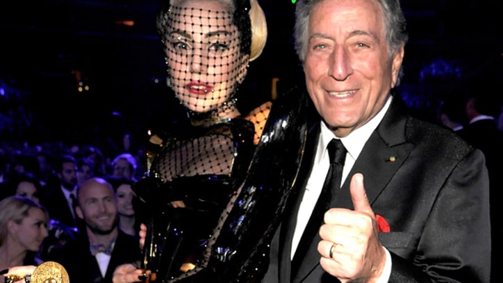 Lady Gaga and Tony Bennett Plan Jazz Album Together