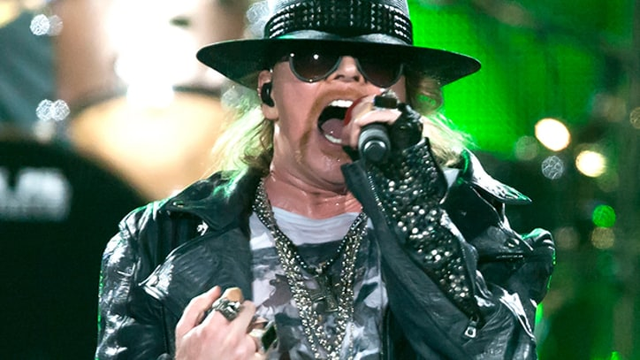 Axl Rose Agrees to Rare TV Interview on 'Jimmy Kimmel Live'