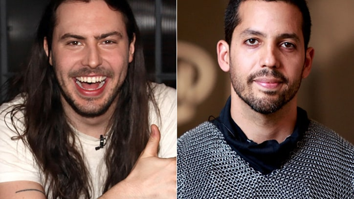Andrew W.K. to Play One Million-Volt Keyboard Solo Through David Blaine's Body