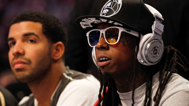 Lil Wayne Praises 'Awesome' Drake-Aaliyah Project