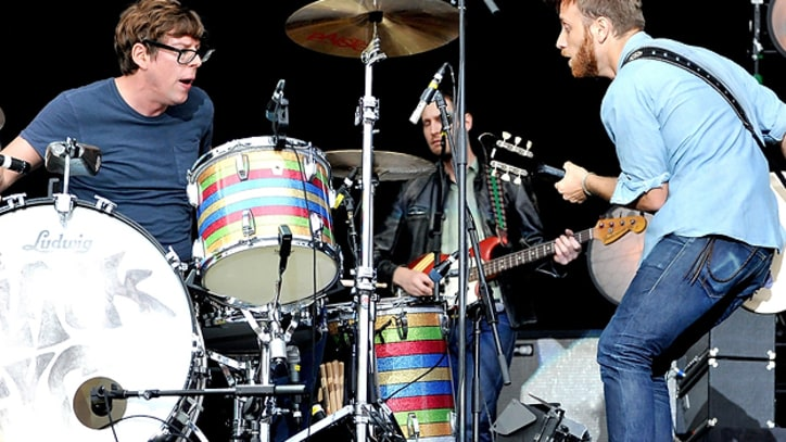 Black Keys Recorded New EP Live in the Studio