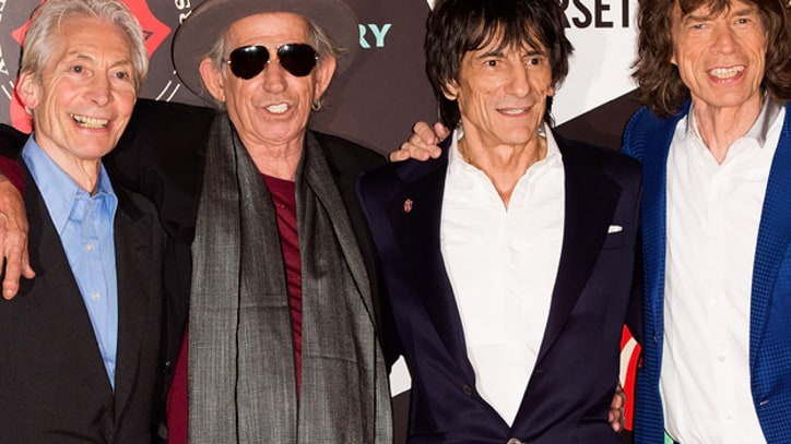 Rolling Stones Mix Past and Present on 'Doom and Gloom'
