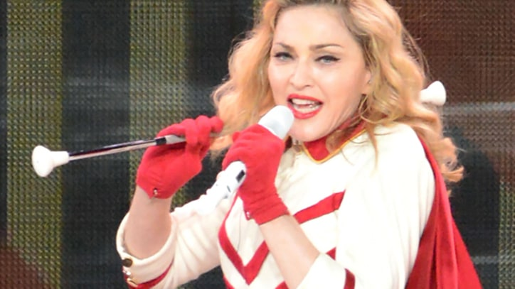 Madonna Dedicates Song to Teen Shot by Taliban