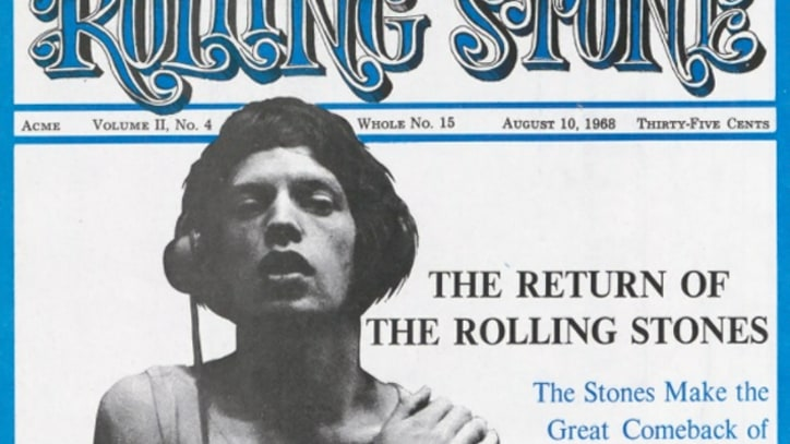 The Rolling Stones Return With Beggars Banquet