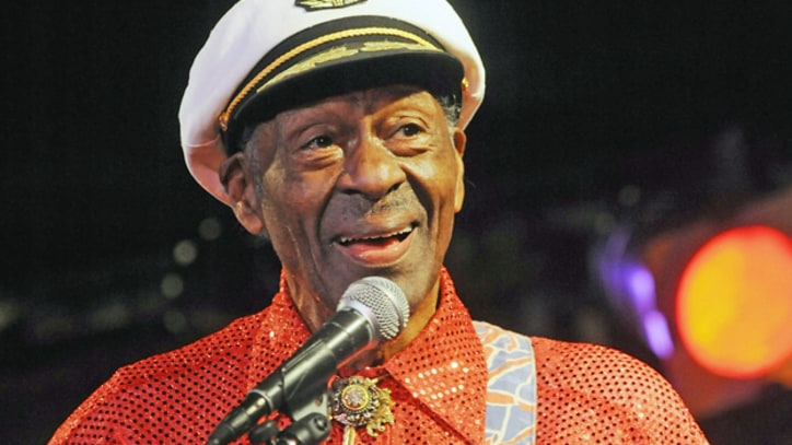 Chuck Berry Exhibit, Tribute Concert Coming to Rock and Roll Hall of Fame