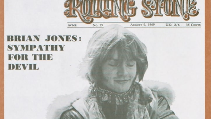 Brian Jones: Sympathy for the Devil