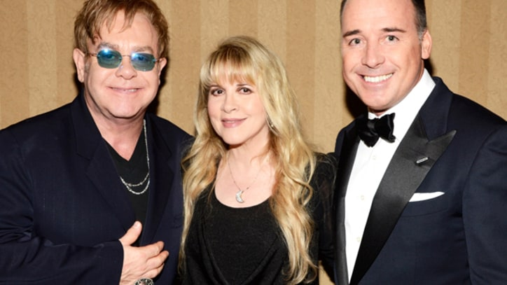 Stevie Nicks Headlines Elton John's AIDS Foundation Gala in New York
