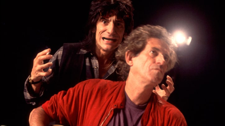 Ron Wood Empties His Pockets on the Rolling Stones' Latest Tour