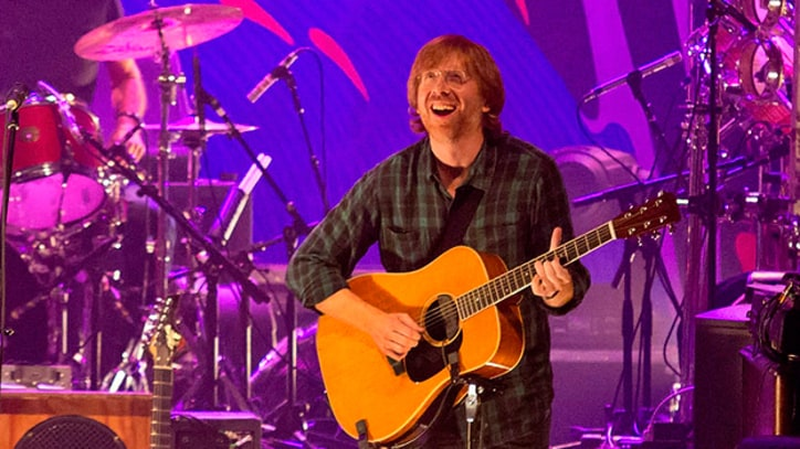Trey Anastasio Pushes the Boundaries in Chicago