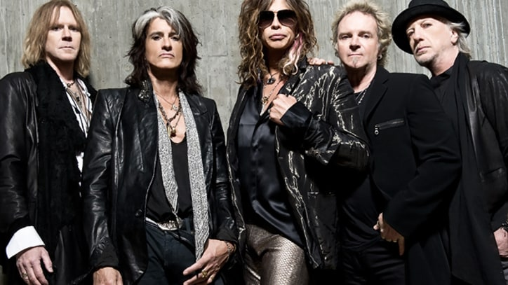Aerosmith's Steven Tyler and Joe Perry on 'Out Go the Lights' - Track-by-Track Premiere