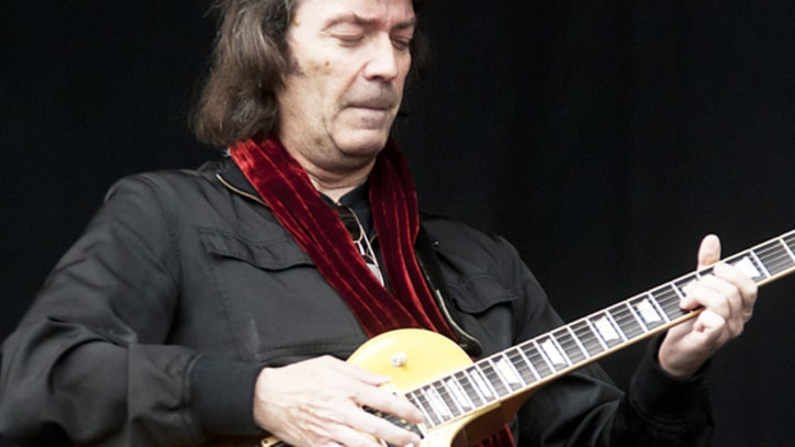 Steve Hackett Revisits Genesis Catalog, Says Reunion Is 'Highly Improbable'