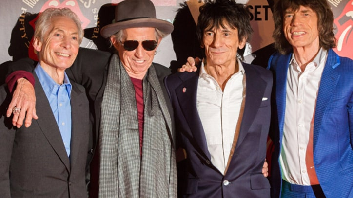 Stones Gather To Plot 50th Bash