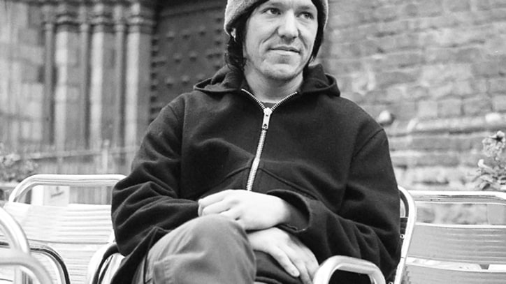 Elliott Smith 'Figure 8' Mural Revamped