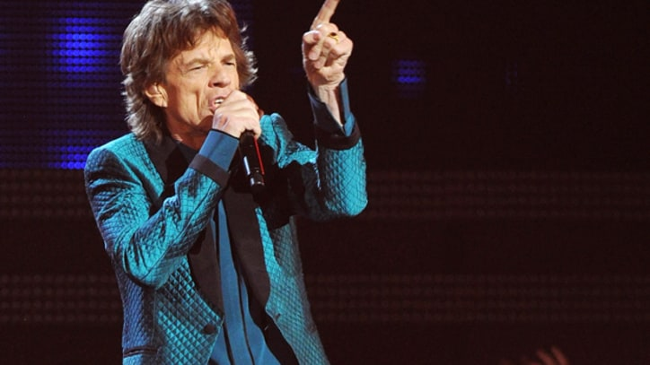 The Rolling Stones Revisit, Re-Record 'Some Girls' Tracks