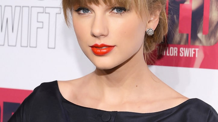 Taylor Swift Hosts 'Red' Listening Party in New York