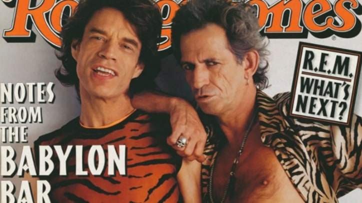 The Rolling Stones: Notes from the Babylon Bar
