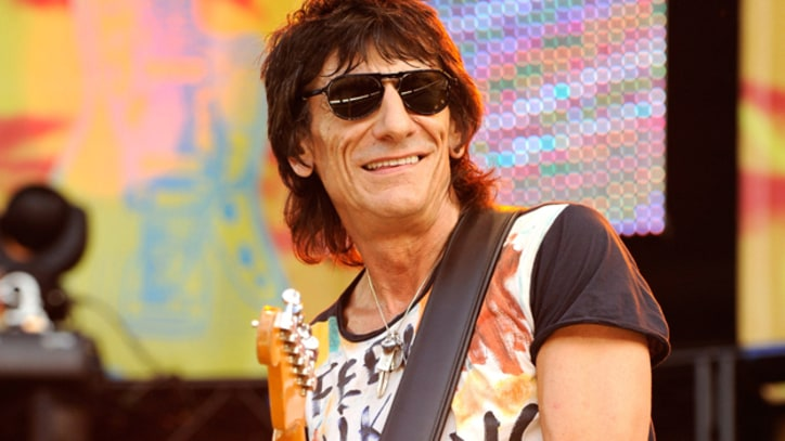 Ron Wood on His Solo LP, Getting Sober and What's Next for the Stones
