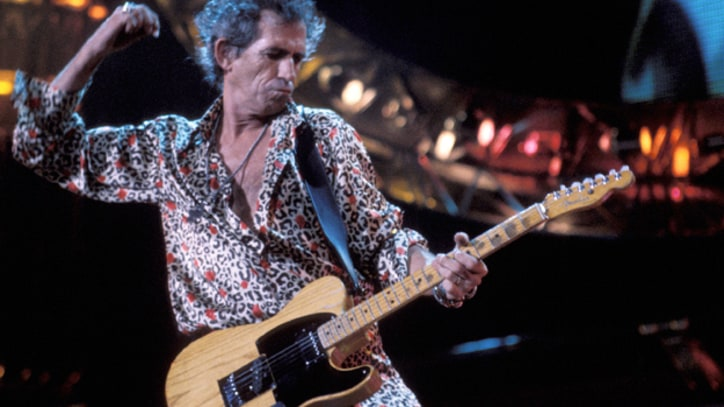 Keith Richards: 'Throw Me One of Those Bones, We'll Eat It Forever'
