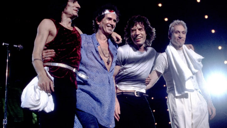 Rolling Stones Push Back the Clock With 'Voodoo Lounge' Album and Tour