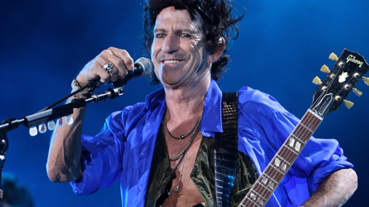 Keith Richards: The 40th Anniversary Interview