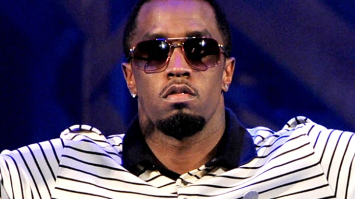 Diddy Injured in Beverly Hills Car Crash