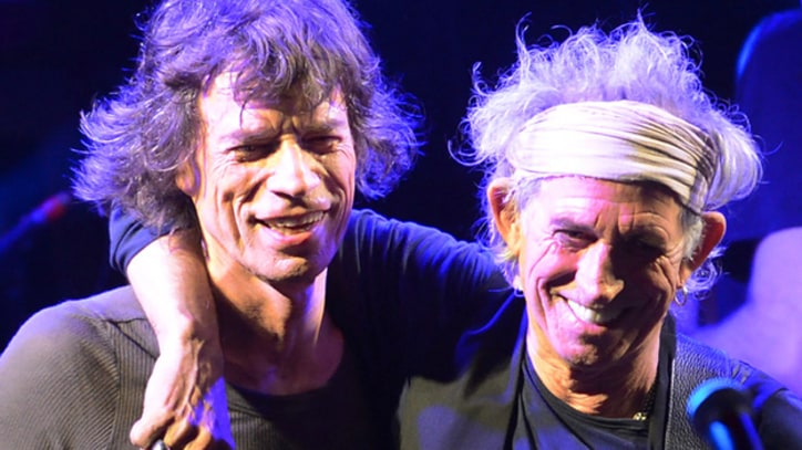 Rolling Stones Blow Through 12-Song Set in Paris